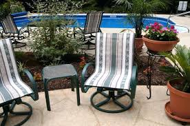 Replacement Slings For Patio Chairs Canada by Sling Patio Furniture Fabric Aluminum Sling Patio Furniture