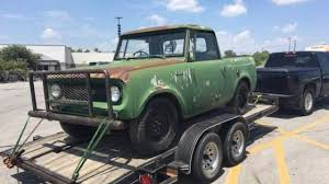 1969 International Harvester Scout For Sale Near Cadillac, Michigan ...