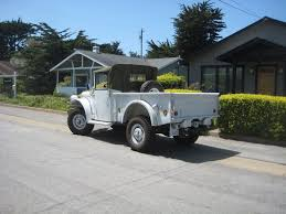 100 1963 Dodge Truck Upgraded M37 Power Wagon Truck For Sale