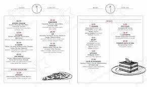 menu at camino laax via murschetg 15