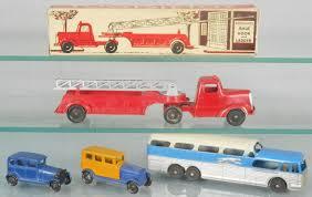 100 Tootsie Toy Fire Truck Lloyd Ralston S