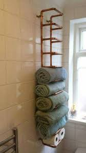 40+ Cute DIY Hanging Towel Storage Designs Ideas For Bathroom ... 25 Fresh Haing Bathroom Towels Decoratively Design Ideas Red Sets Diy Rugs Towels John Towel Set Lewis Light Tea Rack Hook Unique To Hang Ring Hand 10 Best Racks 2018 Chic Bars Bathroom Modish Decorating Decorative Bath 37 Top Storage And Designs For 2019 Hanger Creative Decoration Interesting Black Steel Wall Mounted As Rectangle Shape Soaking Bathtub Dark White Fabric Luxury For Argos Cabinets Sink Modern Height Small Fniture Bathrooms Hooks Home Pertaing