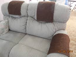 Sofa Headrest Covers Set by Custom Made Chair Headrest U0026 Arm Covers Available Www