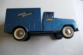 Vintage Tonka Truck Pressed Steel Late 50s To Early 60s | #1922245436