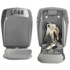 mini coffre fort a code coffre à clés sécurisé select access masterlock castorama