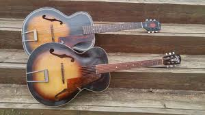 Two Old Archtop Acoustics. - Album On Imgur