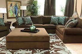 brown and aqua living room google search home decor
