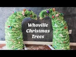 Whoville Christmas Tree by Whoville Christmas Trees Grinch Christmas Trees Youtube