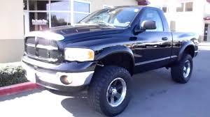 100 57 Dodge Truck 2004 Ram 1500 SLT HEMI 70K MILES 1 OWNER FABTECH LIFT