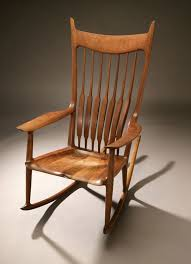 sam maloof rocking chair class rocking chair by sam maloof check out his works currently