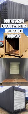 100 Shipping Containers Converted 15 Unexpectedly Cool Container Garage Conversion Plans