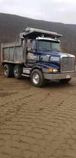 100 Big Blue Trucking Truck0403 Yellow Ribbon