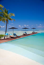 100 Maldives Infinity Pool 5 Star Lux Resort And Various Things It Offers