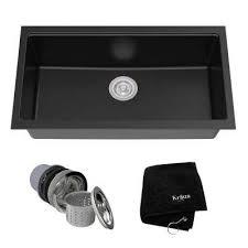 Houzer Sinks Home Depot by Granite Quartz Composite Undermount Kitchen Sinks Kitchen