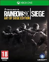 siege xbox one tom clancy s rainbow six siege of siege edition xbox one zavvi