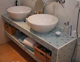 waschtisch mit aufsatz waschbecken bauanleitung zum selber