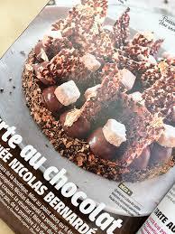 cuisine actuelle recette recette ma tarte au chocolat cuisine actuelle pâtisserie