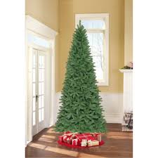 Holiday Time Unlit 9amp039 Fremont Fir Artificial Christmas Tree For