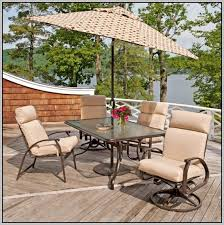 Pacific Bay Outdoor Furniture Replacement Cushions by This Item Hampton Bay Lemon Grove Wicker Outdoor Rocking Chair