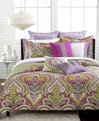 CLOSEOUT Echo Vineyard Paisley Reversible Bedding Collection