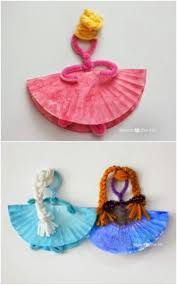 Little Girls Love Disney Princesses I Still Them So Will Creating Princess This Is A Great Craft To Have If You Are