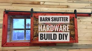 DIY BARN SHUTTER HARDWARE BUILD // BUDOWA SZYNY DO OKIENNICY - YouTube Interiors Wonderful Diy Barn Door Shutters Sliding Interior Systems Hdware Rustica Diy Wood From Pallets Prodigal Pieces Window Mi Casa No Es Su Pinterest Shutter Crafts Home Decor Farmhouse 2 Rustic Barn Doors 24 X 14 Each Rustic Gallery Weathered Old Wooden Abandoned Stock Photo Detached Garage Plans Trend Other Metro Victorian Exterior Rolling Doors Amazing