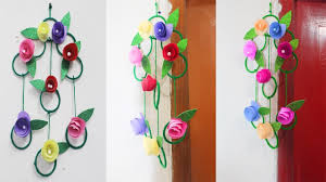 DIY Wall Hanging Out Of Paper