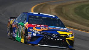 100 Jayski Trucks Today On Kyle Busch Hates The Young Driver Push Apex Off