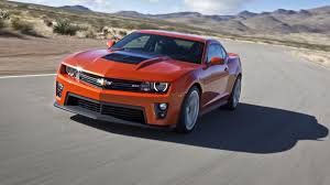 2014 Chevrolet Camaro ZL1 Coupe review notes