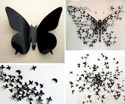 Butterflies Wall Decorations 25 Unique Butterfly Decor Ideas On Pinterest Diy Designs