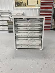 100 Service Truck Tool Drawers AG Body 7 Drawer Unit Dickinson Equipment