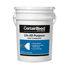 CertainTeed ProRoc Lite All Purpose Joint pound 4 5 Gallon
