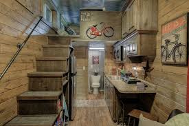 Rustic Container Cabin Custom Living 2