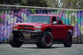 Video: Prerunner Silverado Shreds On Hoonigan Build Breakdown