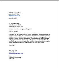Addressing A Business Letter