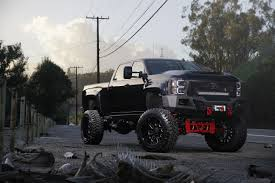 100 Custom Lifted Trucks Black Rhino Aftermarket Truck Wheels Introduces The Predator Black