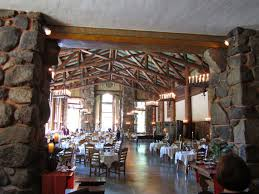 Wawona Hotel Dining Room by Nature Is Real January 2014