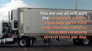 100 Sysco Trucking Canadian Court Rules Against Driverfacing Cameras