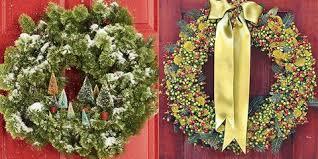 55 DIY Christmas Wreaths