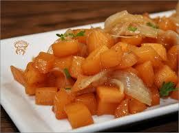 cuisiner rutabaga rutabaga et oignon caramélisés dans la cuisine de nathalie