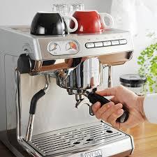KD 270S Commercial Double Pump Coffee Machine Italian Style Steam Espresso Maker