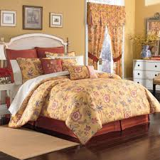 Kohls Double Curtain Rods by Bedroom Bedroom Furniture Two Tone Drapes Curtain On U Shape
