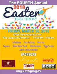 Mayor Hardie Davis And City Of Augusta To Host Fourth Annual Easter ...