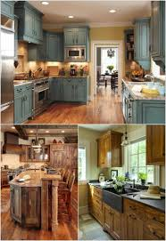 Go For Installing Rustic Style Kitchen Cabinetry