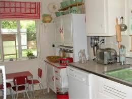 Image Of Retro Kitchen Decorating Ideas
