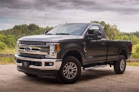 100 Used Ford Diesel Pickup Trucks Work Still Exist And The 2017 Super Duty Proves It
