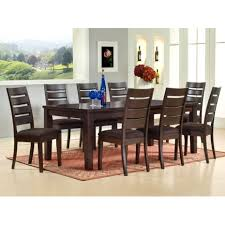 New Martini Dining Table Chair Set 8 Seater