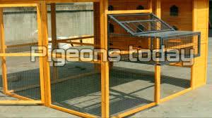 100 Pigeon Coop Plans NEW Wood Cage Best Working Designs DIY