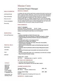 Download Now Assistant Project Manager Resume Sample Template Of Jobs Lahore Waste Management Pany