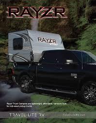 100 Camper Truck Bed Rayzr Travel Lite RV New Paris Indiana